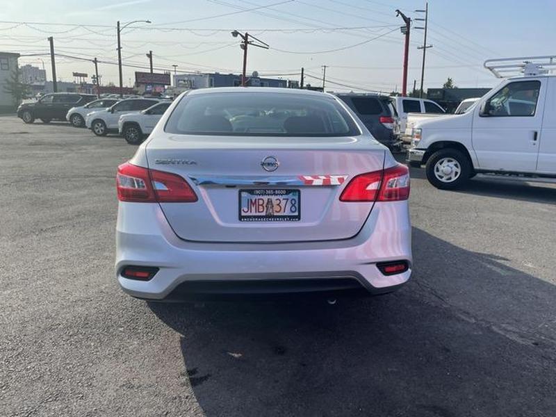 Nissan Sentra 2019 price $21,999