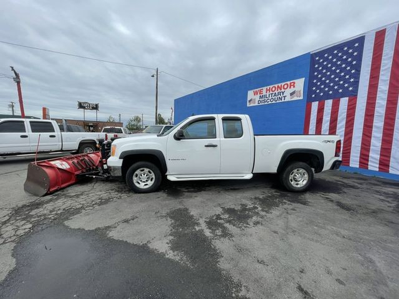 GMC Sierra 2500 HD Extended Cab 2009 price $15,888