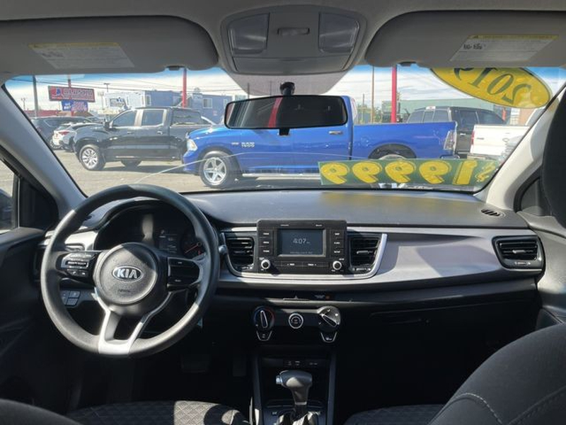 Kia Rio 2019 price $19,999