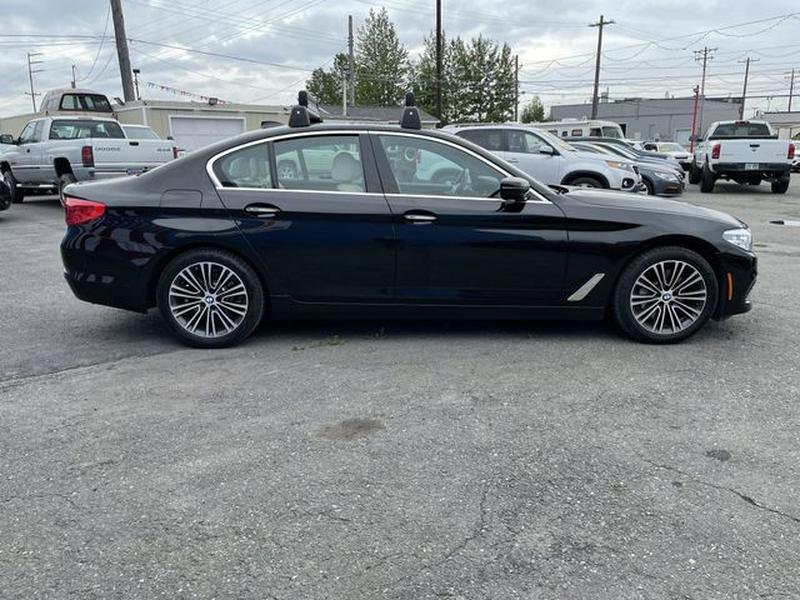 BMW 5 Series 2017 price $37,999