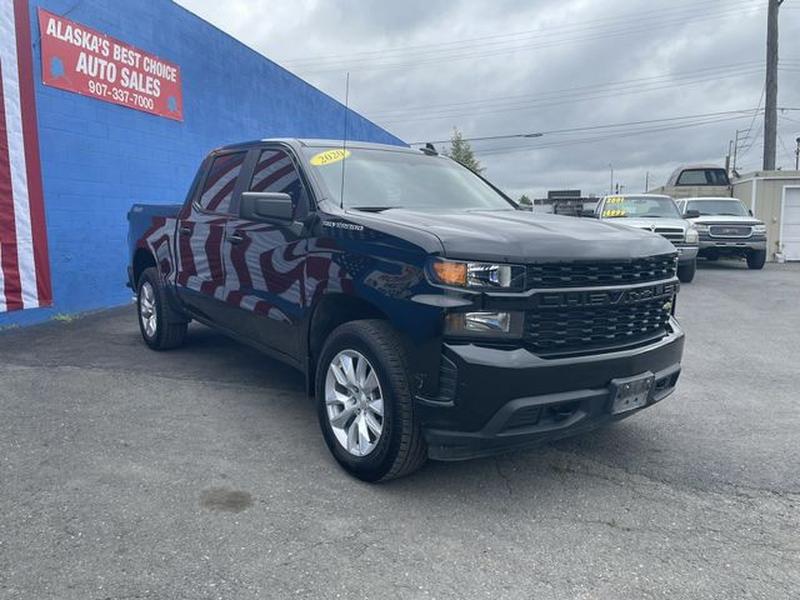 Chevrolet Silverado 1500 Crew Cab 2020 price $46,500