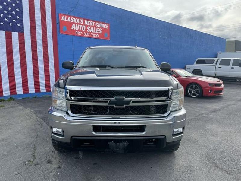 Chevrolet Silverado 2500 HD Crew Cab 2011 price $28,888