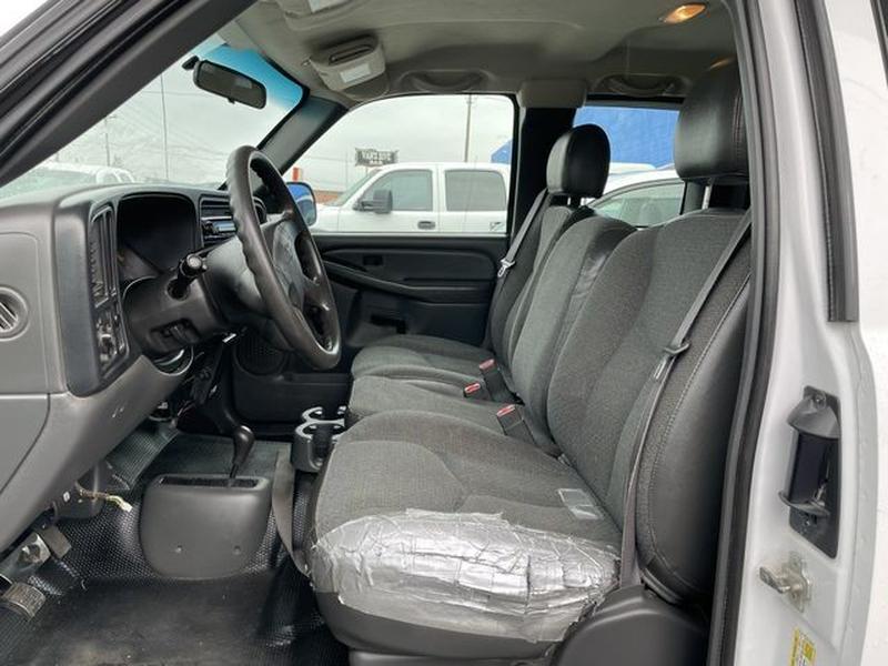 Chevrolet Silverado 2500 HD Extended Cab 2006 price $12,000