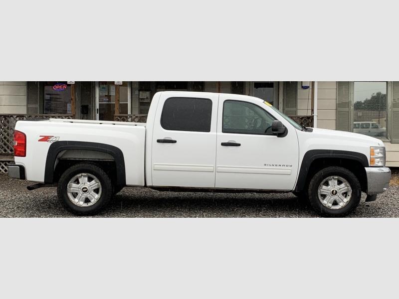 CHEVROLET SILVERADO 1500 2012 price $17,200