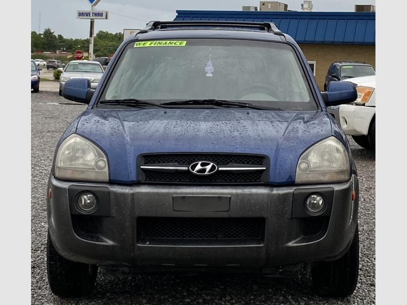 HYUNDAI TUCSON 2006 price $5,995