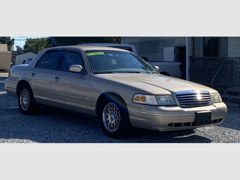 FORD CROWN VICTORIA 1998 price $5,995