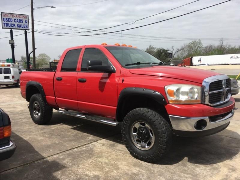 Dodge Ram 2500 2006 price $0