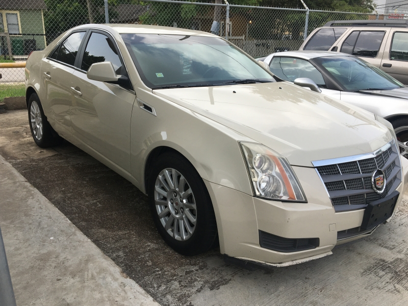 Cadillac CTS 2011 price $0
