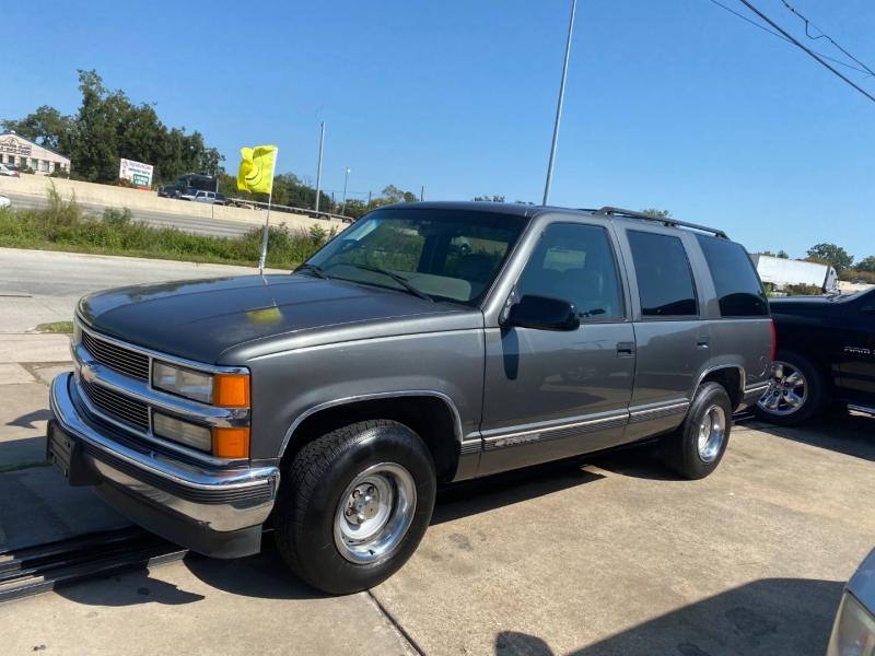 Chevrolet Tahoe 1999 price $0