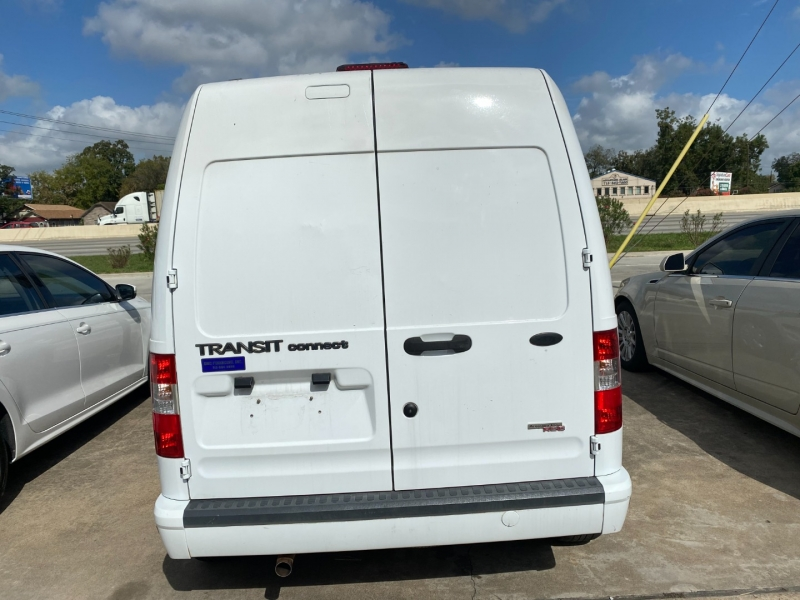 Ford Transit Connect 2012 price $0