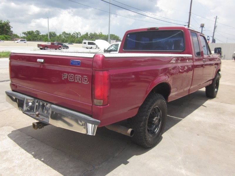 Ford F-250 1995 price $0