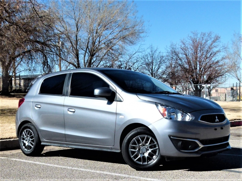 Mitsubishi Mirage 2017 price $8,000