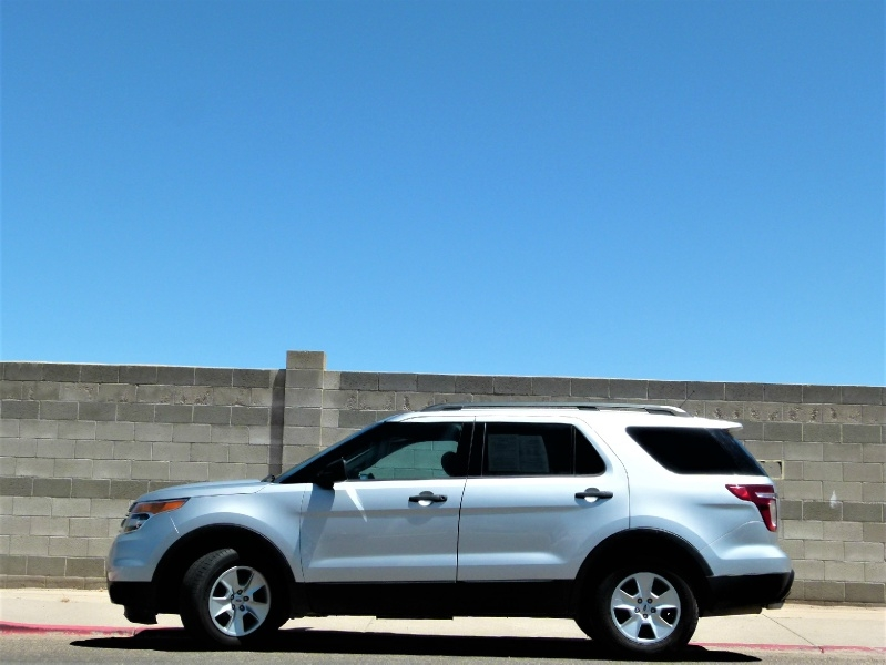 Ford Explorer 2013 price $12,600