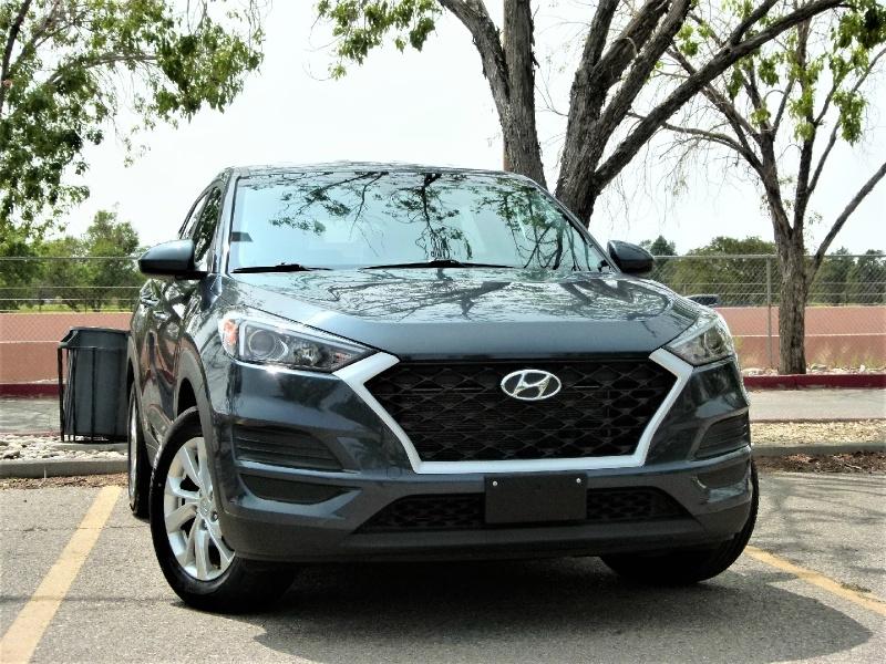 Hyundai Tucson 2019 price $17,800