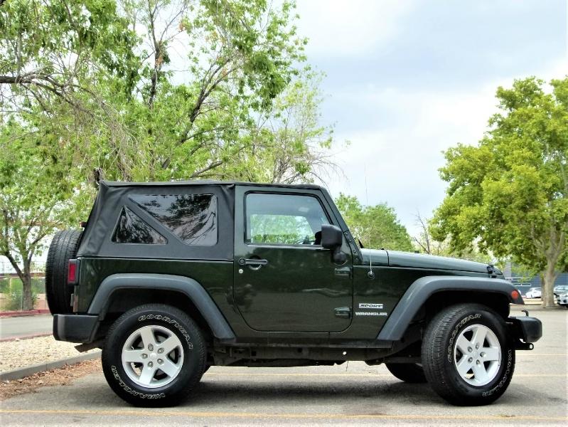 Jeep Wrangler 2011 price $16,600