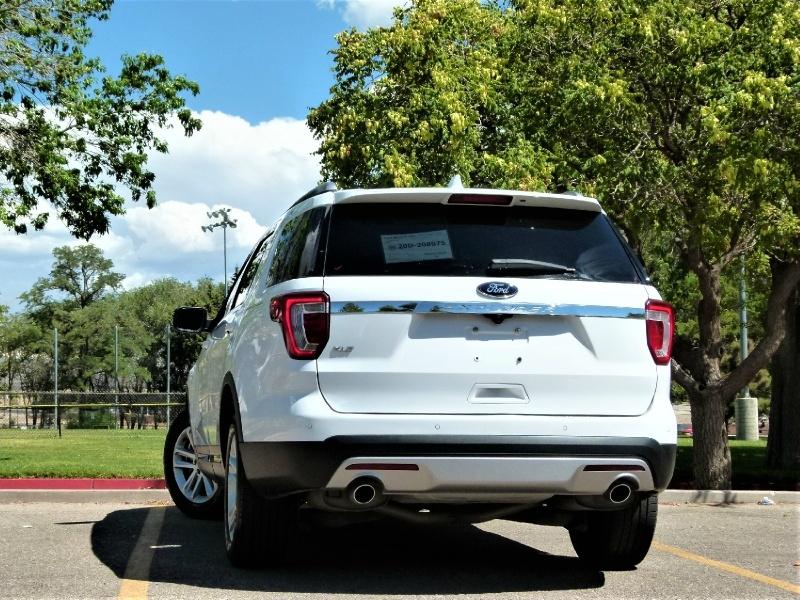 Ford Explorer 2017 price $22,700