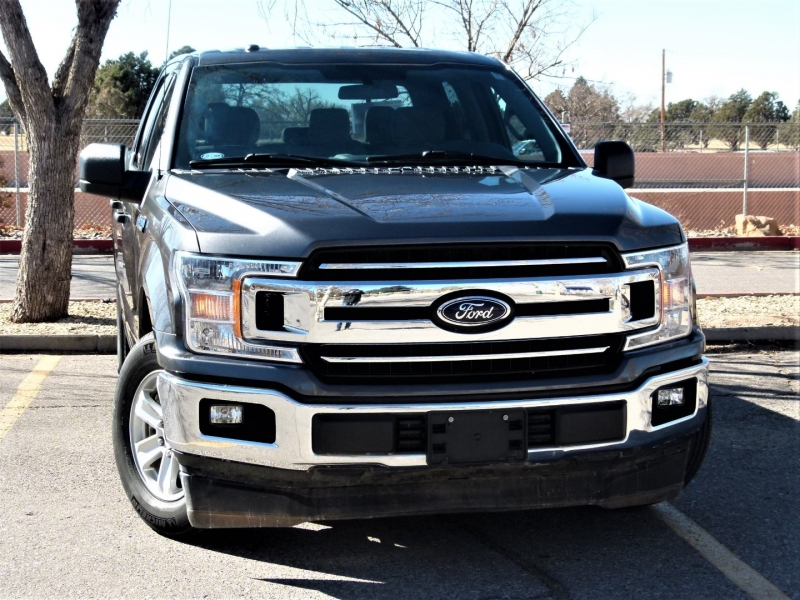 Ford F-150 2018 price $40,800