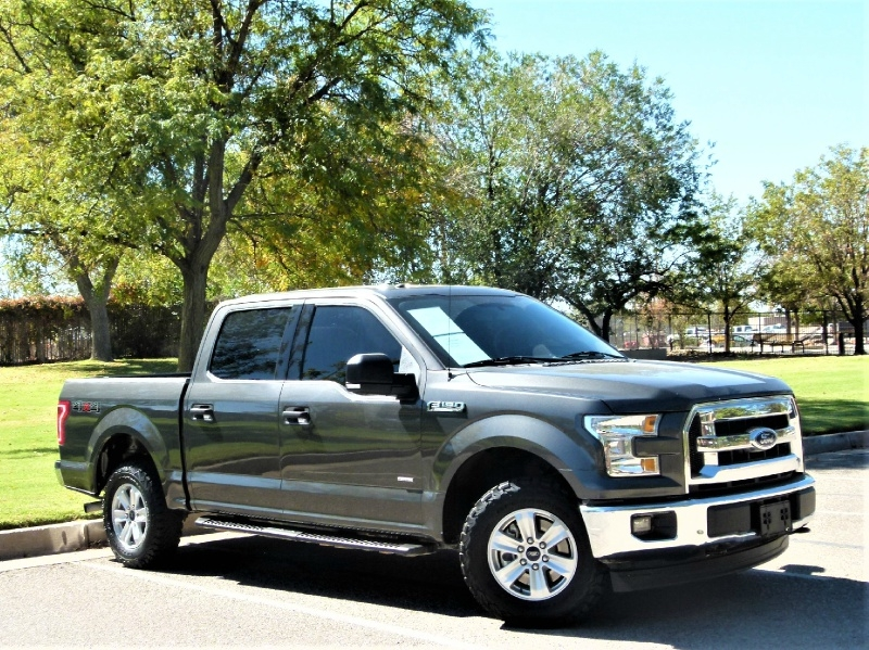 Ford F-150 2017 price $26,400