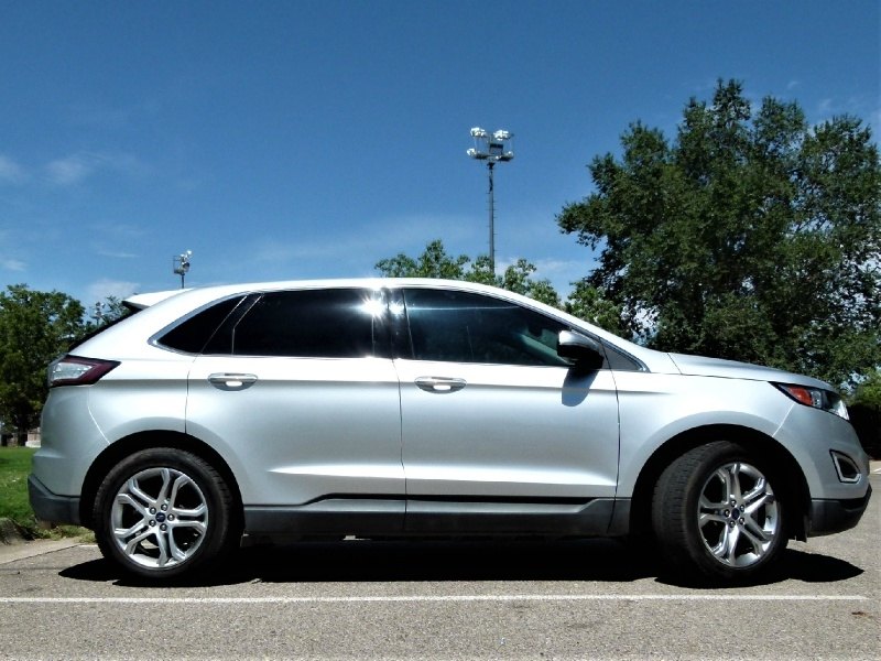 Ford Edge 2015 price $14,400