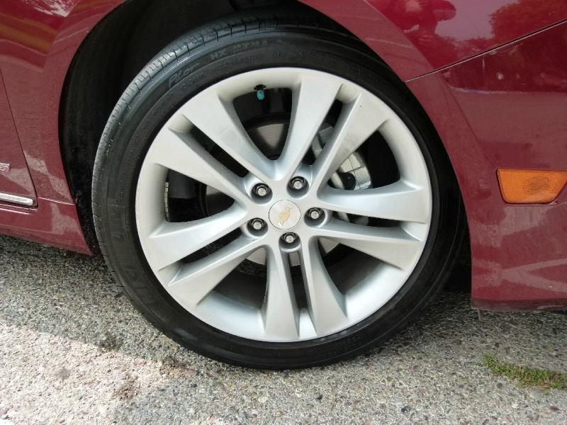 Chevrolet Cruze Limited 2016 price $13,000