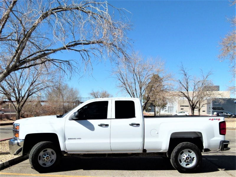 Chevrolet Silverado 2500HD 2016 price $28,400