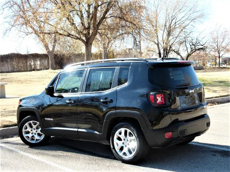 Jeep Renegade 2015 price $15,400