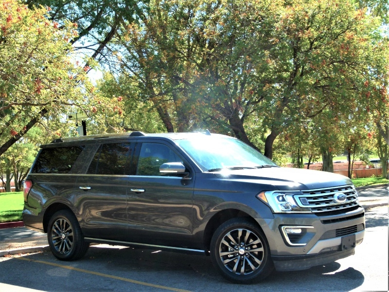 Ford Expedition Max 2019 price $42,000