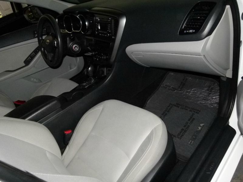 Kia Optima 2012 price $8,400