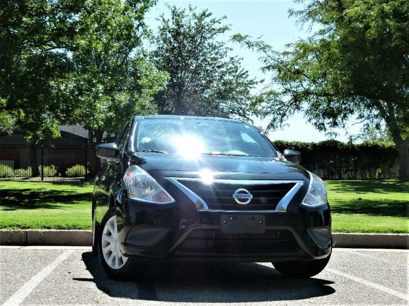 Nissan Versa Sedan 2019 price $12,700