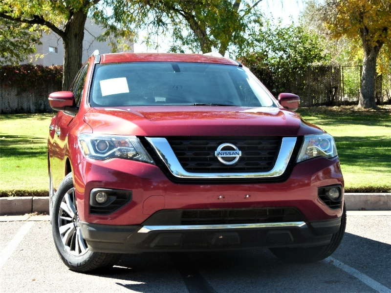 Nissan Pathfinder 2017 price $17,700