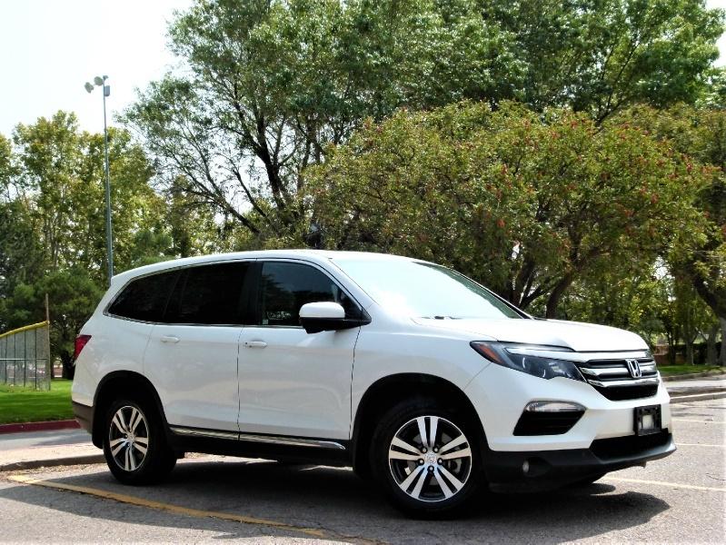 Honda Pilot 2017 price $21,000