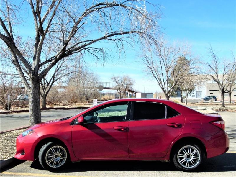 Toyota Corolla 2017 price $14,200