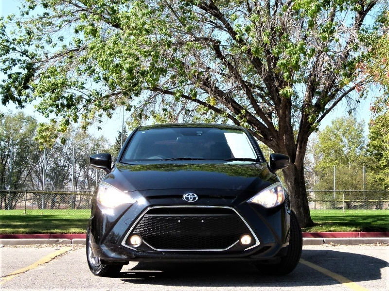 Toyota Yaris 2019 price $14,600