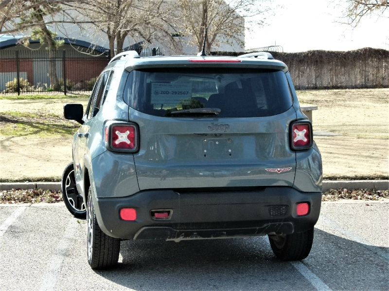 Jeep Renegade 2015 price $14,300