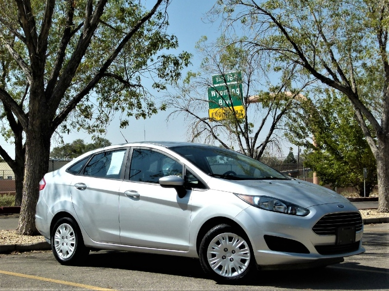 Ford Fiesta 2018 price $10,500