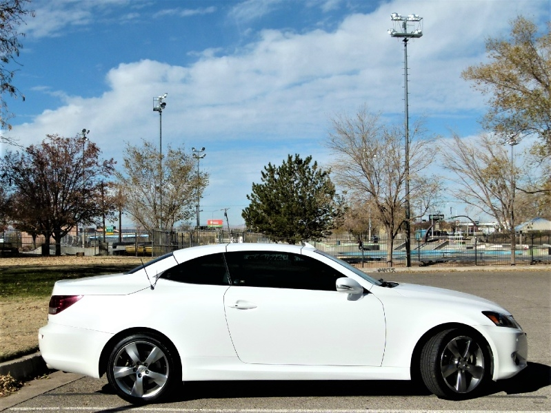 Lexus IS 250C 2011 price $13,000