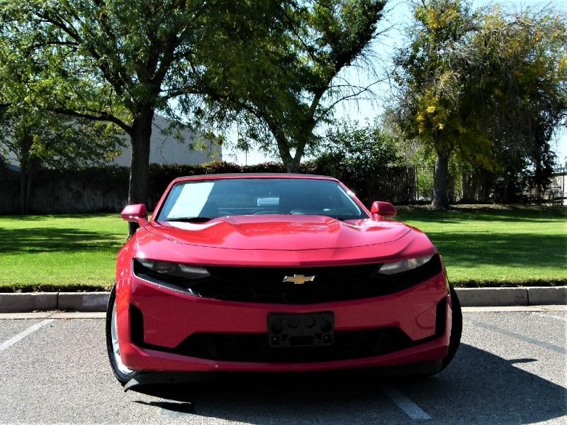 Chevrolet Camaro 2020 price $27,500