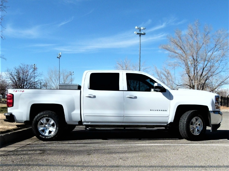 Chevrolet Silverado 1500 2017 price $28,800