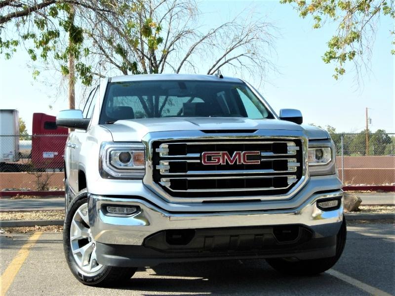 GMC Sierra 1500 2018 price $44,000