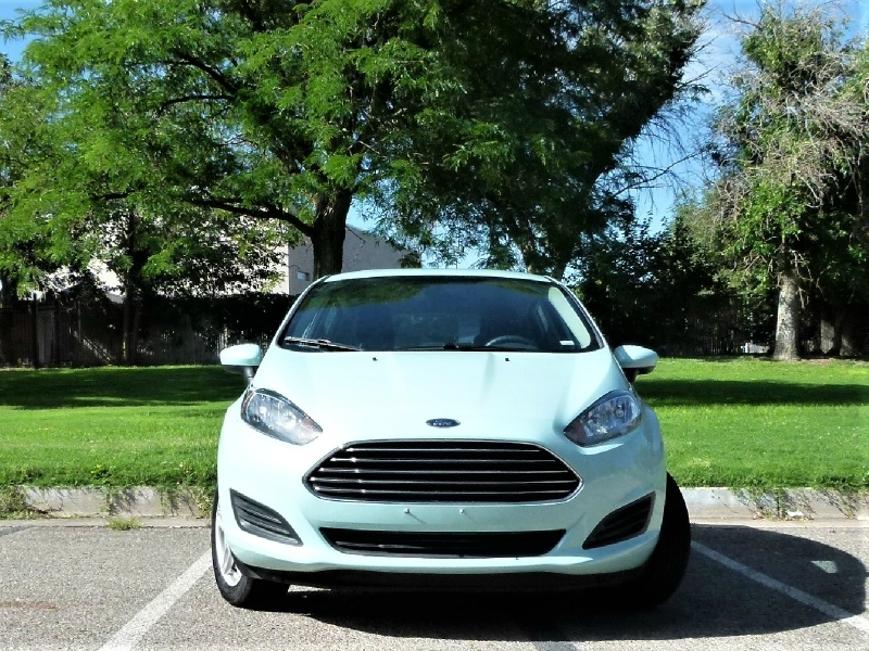 Ford Fiesta 2019 price $12,300