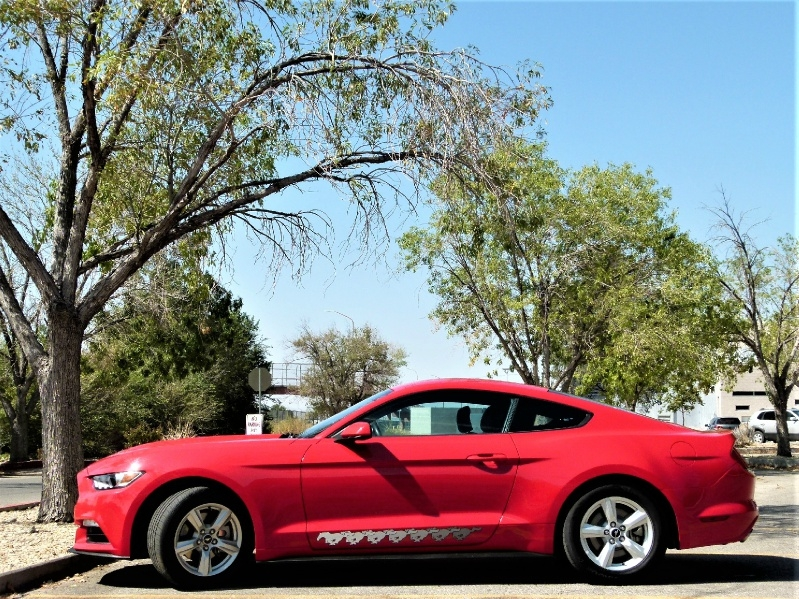 Ford Mustang 2017 price $22,000