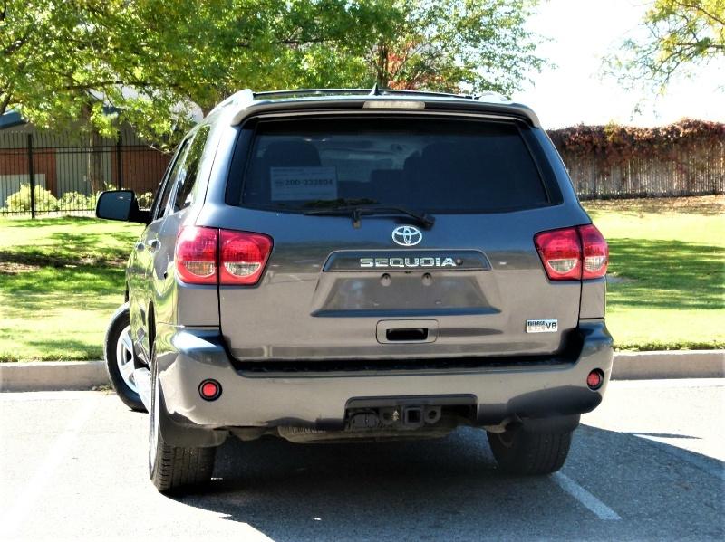 Toyota Sequoia 2015 price $23,200