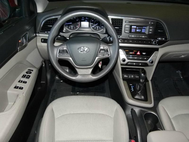 Hyundai Elantra 2017 price $11,800