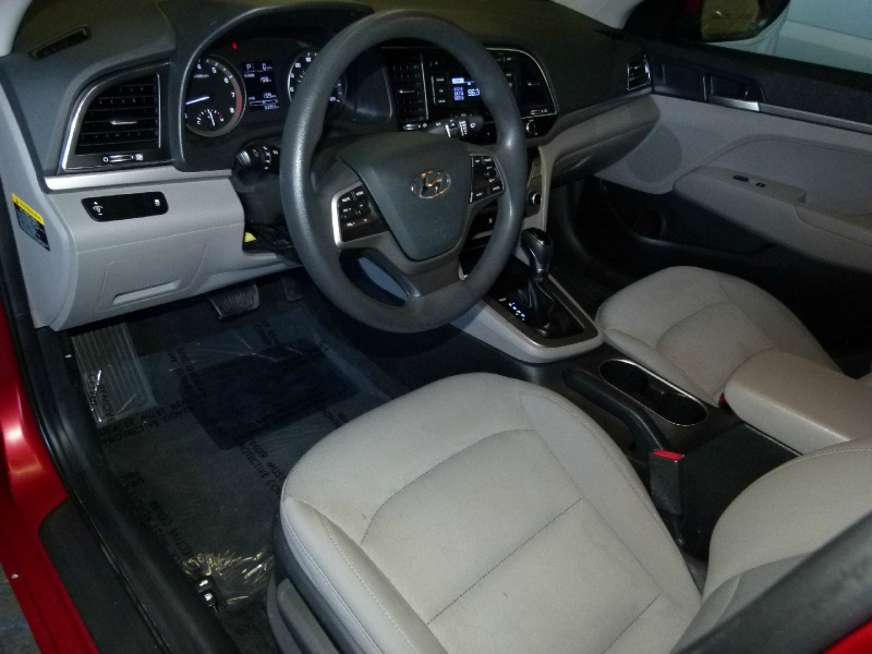 Hyundai Elantra 2017 price $11,200