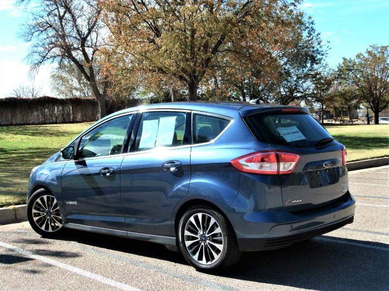 Ford C-Max Hybrid 2018 price $18,000