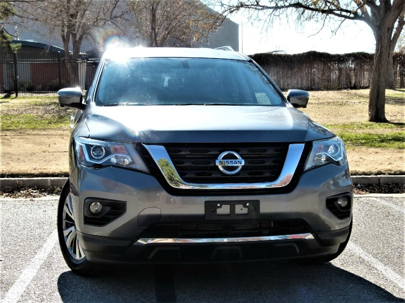 Nissan Pathfinder 2019 price $25,662