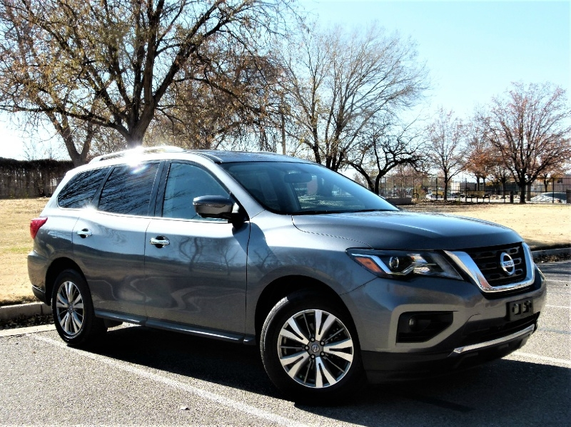 Nissan Pathfinder 2019 price $26,700