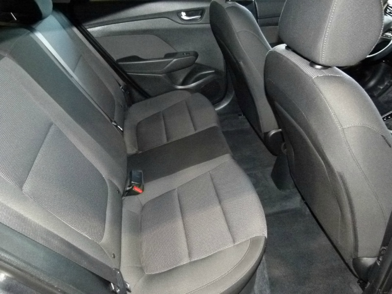 Hyundai Accent 2019 price $11,000
