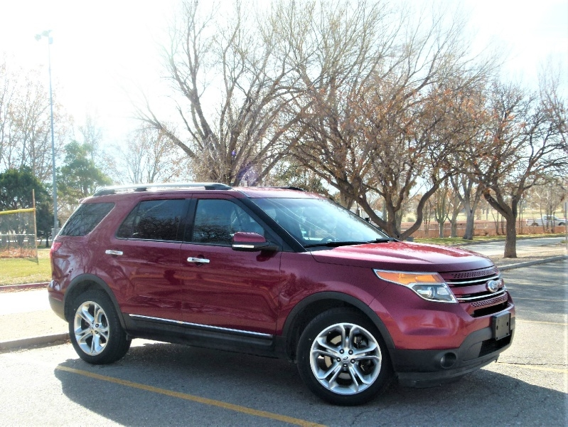 Ford Explorer 2015 price $17,000