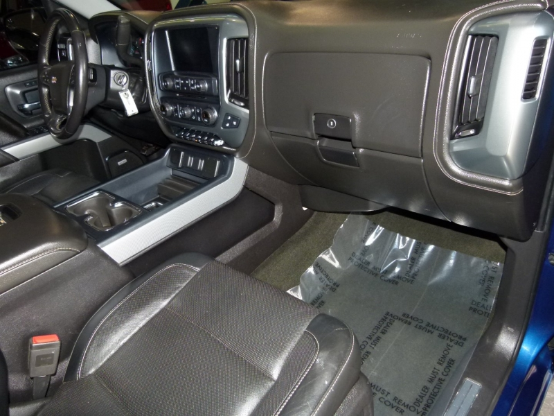 Chevrolet Silverado 1500 2017 price $36,500